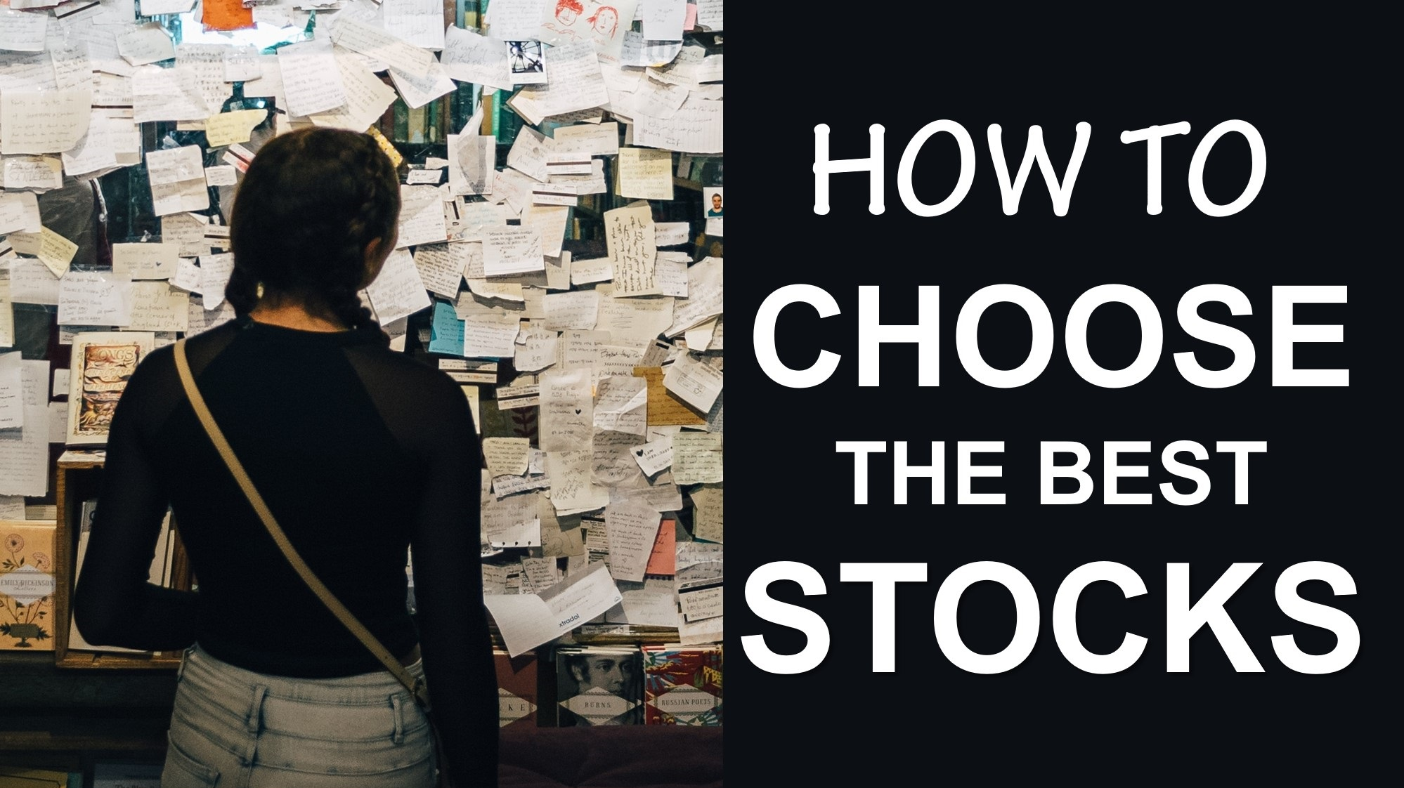 How to choose the best stocks - MoneySmarts